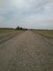 Droga przygotowana pod asfalt z kruszywa łamanego, opornik 12cm (Certus) na ławie betonowej