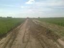 Droga w trakcie korytowania