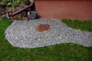 Nostalit i kostka granitowa 4-6cm